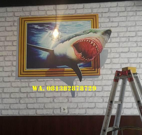 Distributor wallpaper Dinding