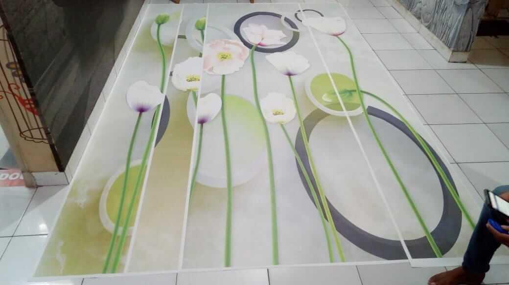 Wallpaper Dinding 3D